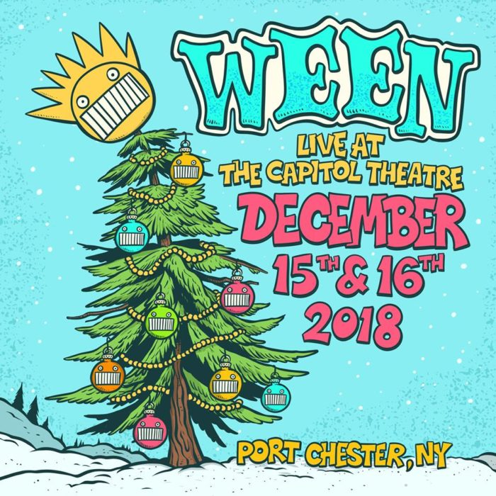 Ween Set Shows at The Capitol Theatre, Reopened Met Philly