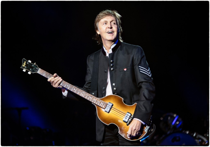 Paul McCartney Adds to Freshen Up US Tour