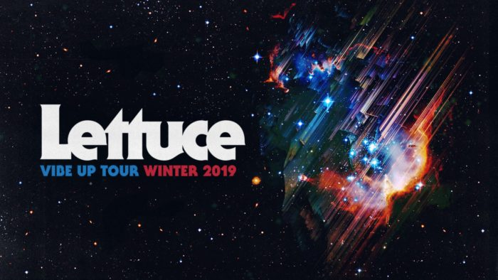 Lettuce Announce 2019 Winter Tour