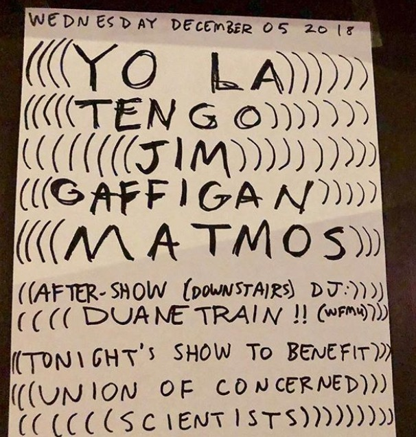 Yo La Tengo Add Electronic Flair to Night Four of Hanukkah Run