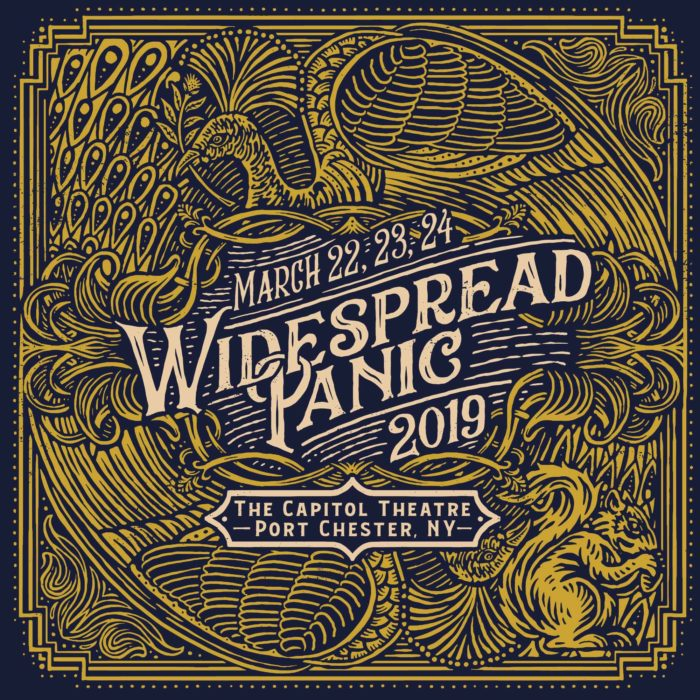 Widespread Panic Announce Spring Tour Dates, First Capitol Theatre Shows Since 1992