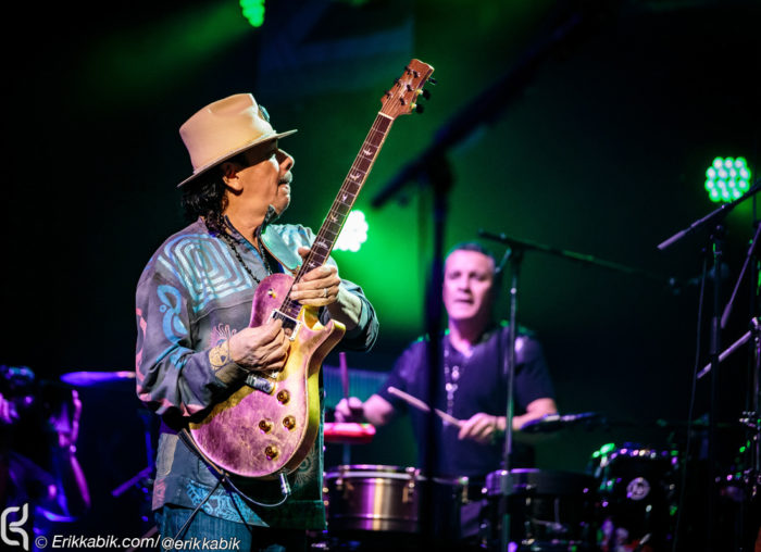 "Carlos Santana Shares New Track ""Los Invisibles"" From Upcoming Album 'Africa Speaks'"