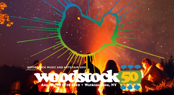 Woodstock 50 Lineup: Dead & Company, Santana, Robert Plant, Hot Tuna, Brandi Carlile, Gary Clark Jr. and More