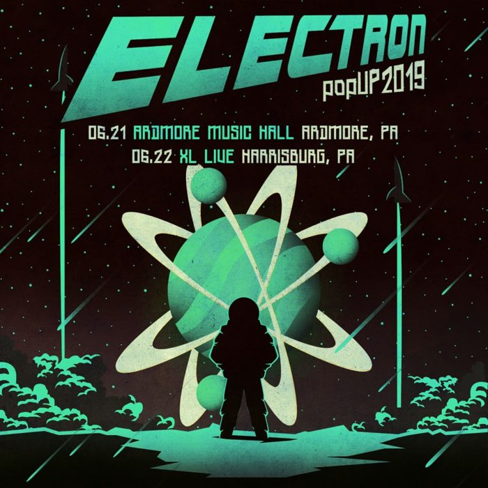 Electron Schedule Only 2019 Shows in Pennsylvania