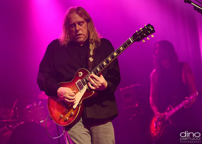 Warren Haynes Schedules Intimate Show on Long Island
