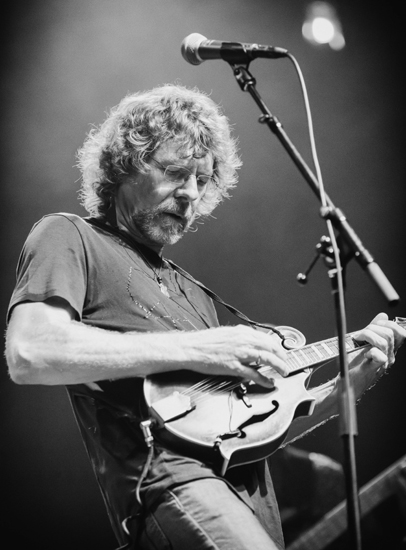 Sam Bush Hospitalized for Gastrointestinal Infection, Cancels Missouri Gig