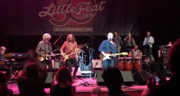 "Little Feat Honor Dr. John with ""Iko Iko"" in Denver"