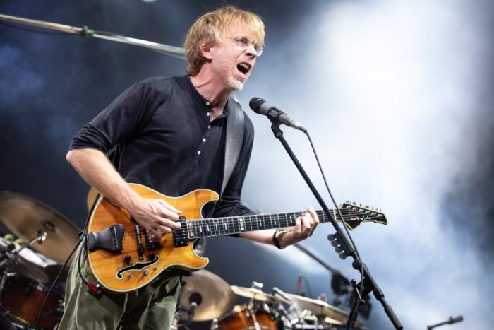 """Phish Highlight Alpine Night Two with First-Set """"Blaze On"""" and Type-Two """"Runaway Jim"""""""