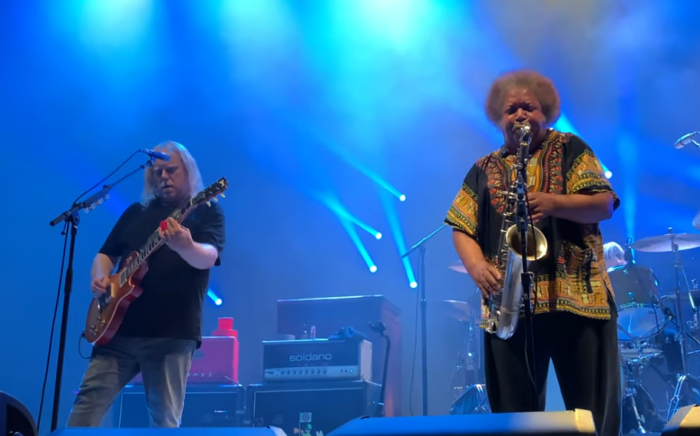 "In Virginia, Gov't Mule Welcome Ron Holloway for ""Spanish Moon,"" ""The Other One"" and More"