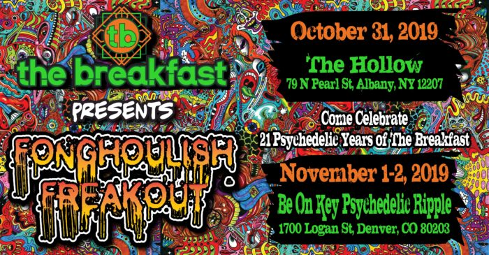 The Breakfast Announce Fonghoulish Freakout Halloween Show