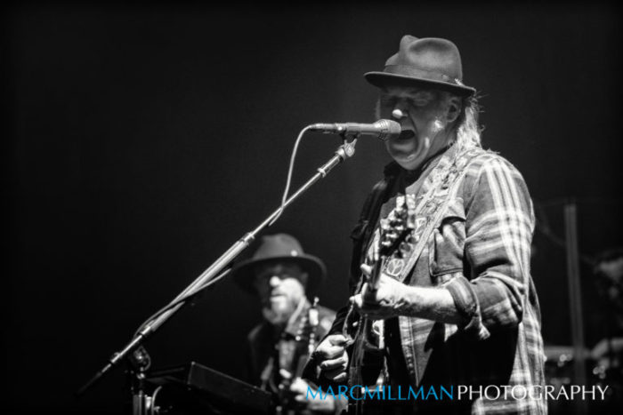 Neil Young & Promise of the Real Add Indianapolis Show