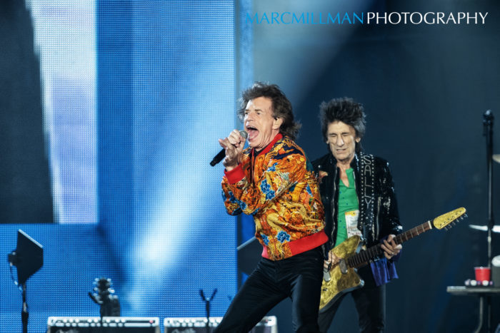 """The Rolling Stones Perform First """"Beast of Burden"""" of 2019 in Seattle"""