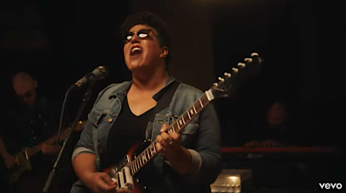 "Brittany Howard Releases New Track ""He Loves Me,"" Shares Live Studio Session"
