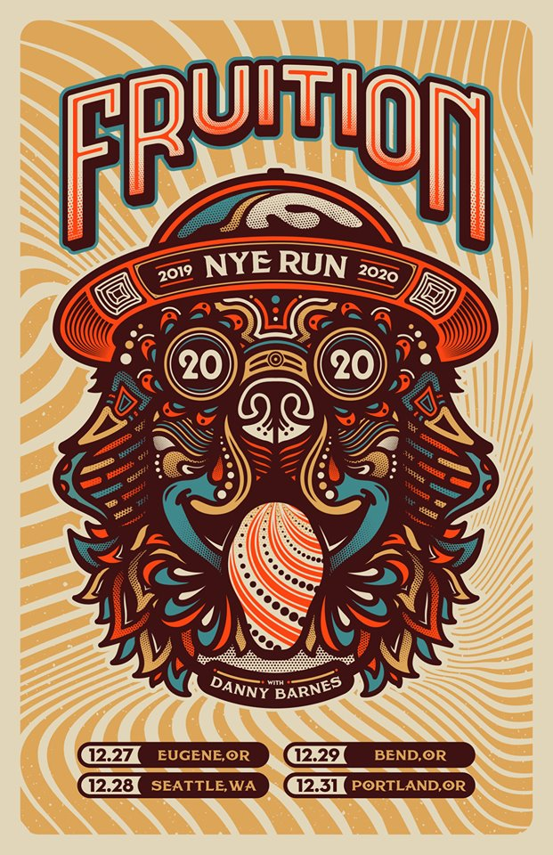 Fruition Set 2019 New Year's Eve Run, Share Vol. 2 of Singles Series