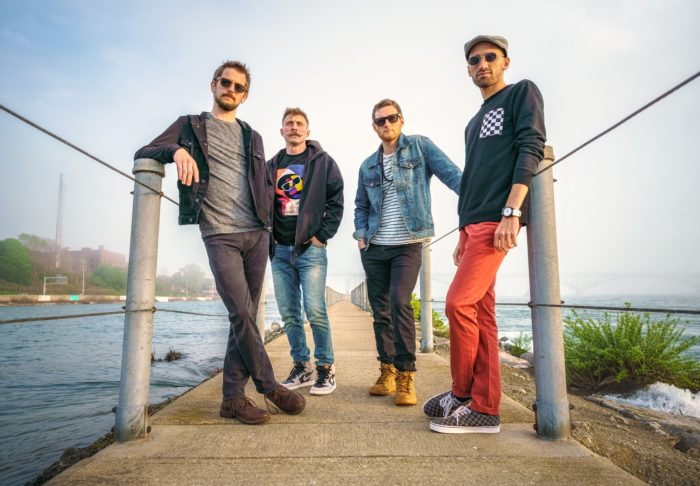 Aqueous Set Two-Night NYE Celebration in Buffalo