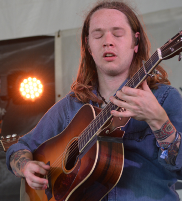 Billy Strings at the Lodge Room