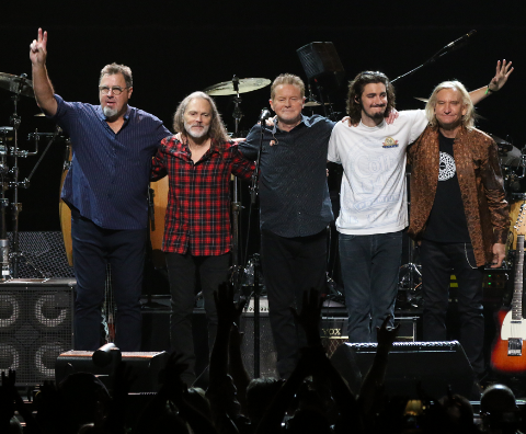 The Eagles Add 2020 'Hotel California' Tour Dates
