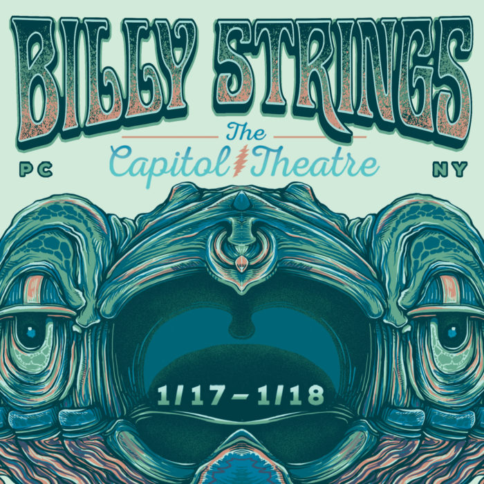 Billy Strings Sets Two-Night Run at The Capitol Theatre