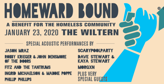 The Doors' Robby Krieger and John Densmore To Perform at 'Homeward Bound' Benefit Concert