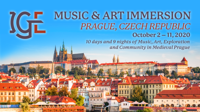 IGE Music & Art Immersion Event Sets Dates in Prague, Czech Republic