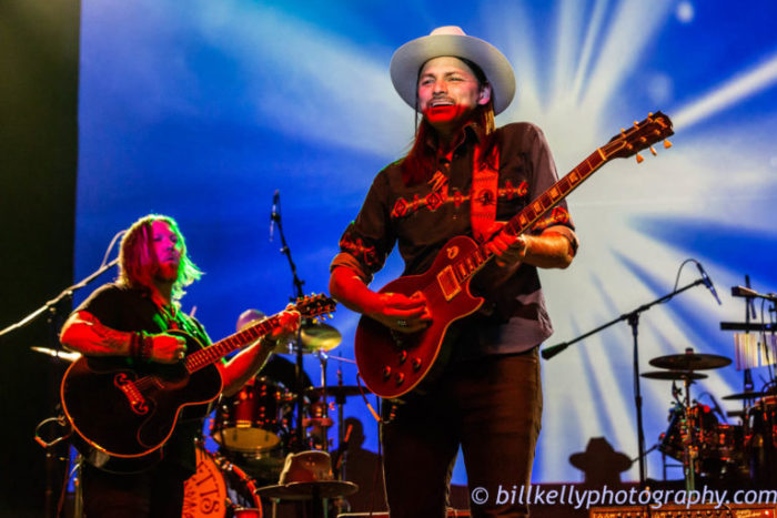 The Allman Betts Band in Norfolk