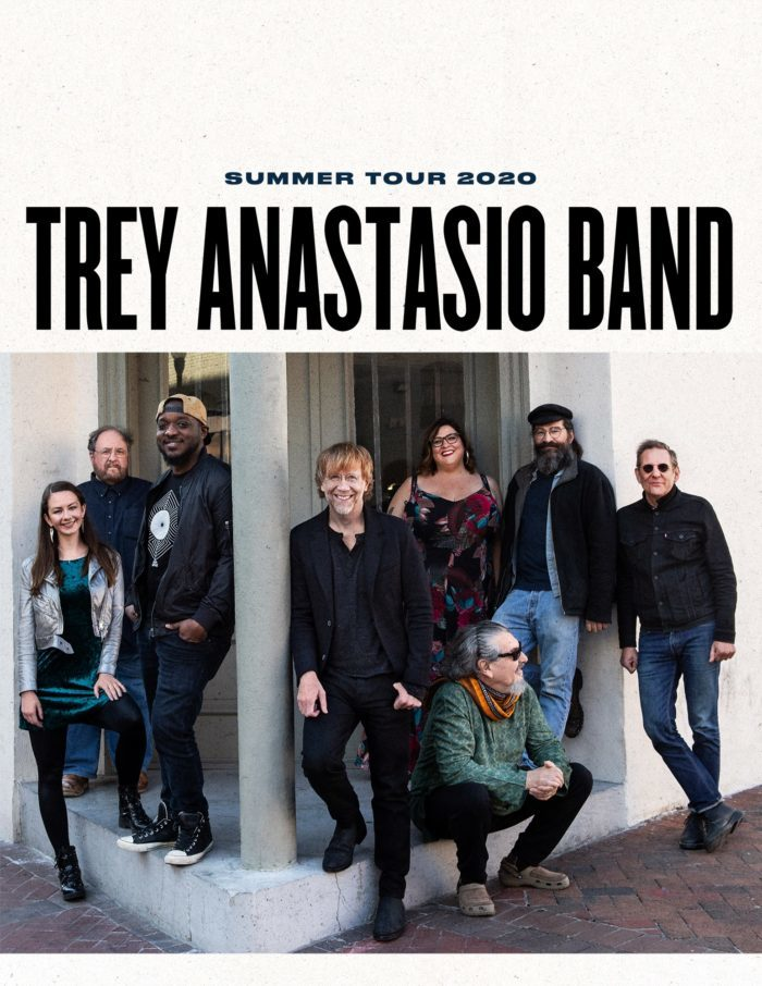 Trey Anastasio Band Cancel Summer Tour