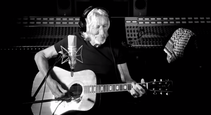"Watch Roger Waters Perform Pink Floyd's ""Vera"" and ""Bring the Boys Back Home"" with Lucius"
